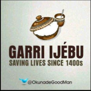 garri Ijebu saving lives