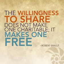 willingness-to-share-makes-you-free