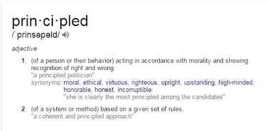 principled-definition