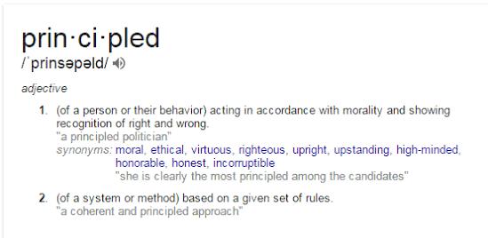 principled-definition